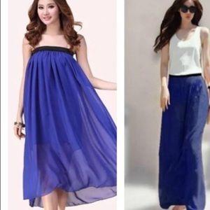 Dresses & Skirts - Chiffon Skirt or dress